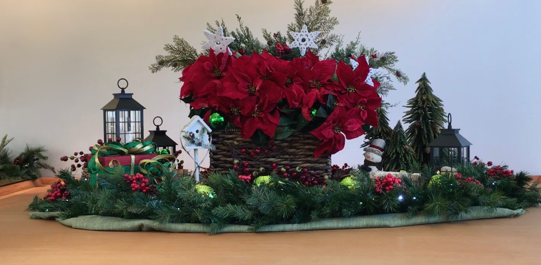 Best Christmas Decorations In Northern Nj : Holiday decor in northern new jersey plant pros